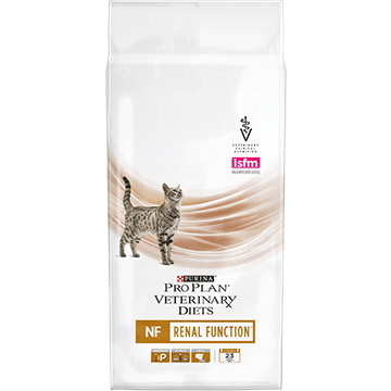 PURINA® PRO PLAN® VETERINARY DIETS Feline NF St/Ox Renal Function (sausā barība)